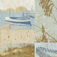 Coastal Moments II Fine Art Print