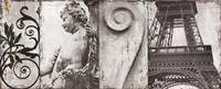 Details From Paris II Fine Art Print