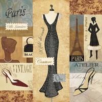 Couture Paris & London I Fine Art Print