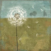 Soft Breeze III Fine Art Print