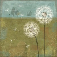 Soft Breeze IV Fine Art Print