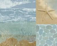 Cool Waters II Fine Art Print