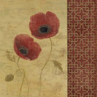 Red Poppies I Fine Art Print