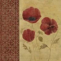 Red Poppies II Fine Art Print