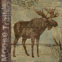 Northern Wildlife II Fine Art Print