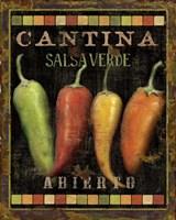 Cantina I Fine Art Print