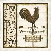 Weathervane Wisdom II Fine Art Print