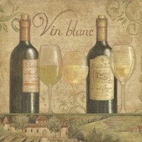 Vineyard Flavor I Fine Art Print