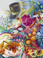 Alice In Wonderland Fine Art Print