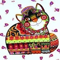 Tatar Cat Fine Art Print