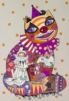 Clown 3 Fine Art Print