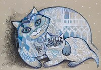 Venice In Snow Fine Art Print