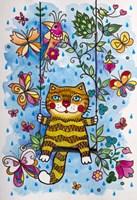 Baterflys Fine Art Print