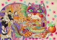 Rosh Hashanah Fine Art Print
