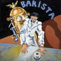 Barista Garcon Fine Art Print