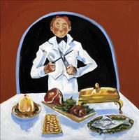 Garcon Buffet Fine Art Print