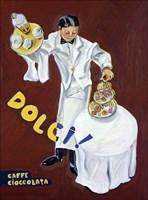 Garcon Dolci Fine Art Print