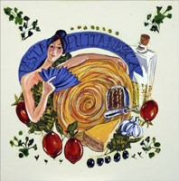 Pasta Puttanesca Fine Art Print
