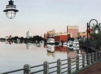 Waterfront 2 Fine Art Print