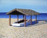 Block Island Boat Fine Art Print