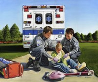 Compassion Fine Art Print