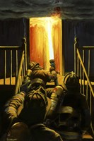 Devil's Stairway Fine Art Print