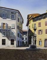Italy Street Fine Art Print