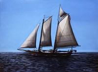 Sailing Fine Art Print
