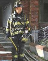 FDNY 41 Fine Art Print