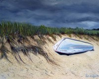 Cape Cod Boat Fine Art Print