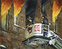 Ladder 44 Fine Art Print