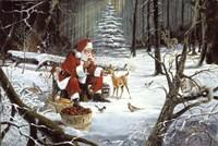 Christmas Party Fine Art Print