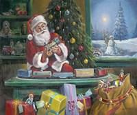 Christmas Is Coming Fine Art Print