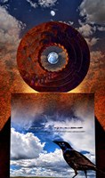 Coincident Alignment Observed Fine Art Print