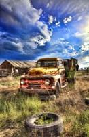 Farm Truck Fine Art Print