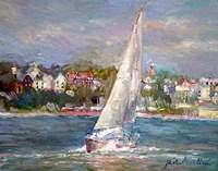 Sail Fine Art Print
