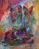 Boots Fine Art Print