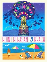 Point Pleasant Beach Fine Art Print