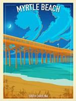 Myrtle Beach Fine Art Print