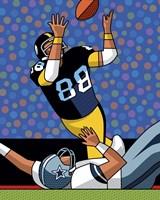 Lynn Swann Super Bowl Catch Fine Art Print