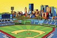 PNC Park Pittsburgh Fine Art Print