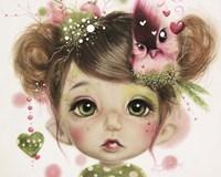 Penelope - MunchkinZ Elf Fine Art Print