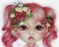 Rosie Valentine - MunchkinZ Elf Fine Art Print