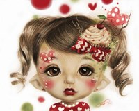 Sabrina - MunchkinZ Elf Fine Art Print