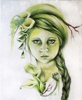 Cala - Pixie Blossoms Fine Art Print