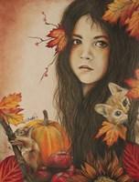 Autumn - Seasons Series Fine Art Print