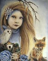 Winter - Seasons Series Fine Art Print