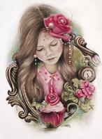 Make a Wish - Tea Series Fine Art Print