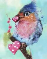 Love Bird Fine Art Print