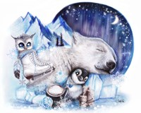 Dreaming of Winter Fine Art Print